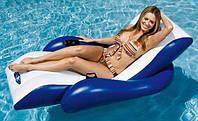 Пляжное надувное кресло - шезлонг Intex 58868