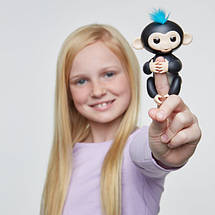 Интерактивная ручная обезьянка Fingerlings Wowwee, фото 2