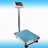 Весы торговые 100 кг с счетчиком цены, фото 1
