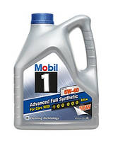 Моторное масло  MOBIL1 FS 5W40 4л