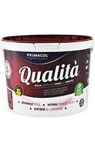 Белая акриловая краска Qualita Primacol 10л