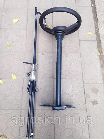 Руль и трубки под насос дозатор т150, фото 2