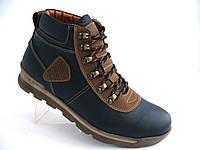Ботинки LEGION кожа мех натур. 40-