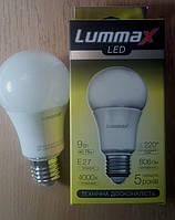 Лампа Светодиодная A60 E27 9W 4000К TM Lummax