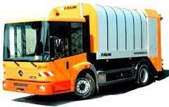 Гидравлика для мусоровозов