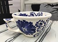Чашка керамическая 100% ручная работа 0,5 л (56)