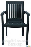 Кресло  Базилик СТ013 зеленое