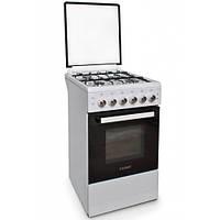 Плита кухонная Canrey CGE 5040 GT (white)