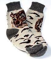 Носки мужские теплые из овчины