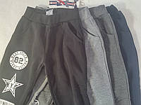 Брюки спортивные утепленные для мальчика р.134,158 Fashion wear