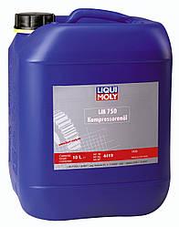 Компрессорное масло Liqui Moly LM 750 Kompressoren Oil SAE 40 10L