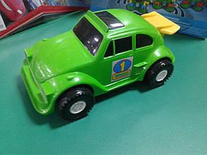 """Автомобіль пластмасовий Wader """"Гарбуз"""" 39012"""