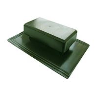 Аэратор спец Aquaizol зелёный 395x284x110 мм