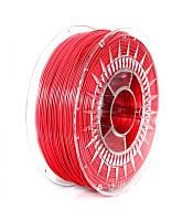 ABS+ 1.75 мм Пластик Для 3D Печати Devil Design Красный (Польша)