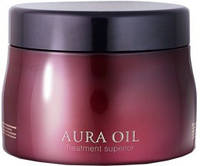 Интенсивная маска для сияния и гладкости волос T-LAB Professional Aura Oil Treatment Superior 250 ml