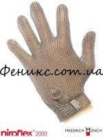 Перчатка защитная из нержавеющей стали RNIROX-2000 - S