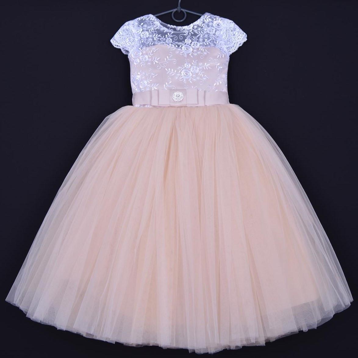 0f50de6329decf6 Нарядное детское платье