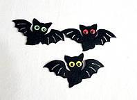 Нашивки на костюм ведьмочки 3 штуки, на хеллоуин