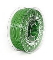 ABS+ 1.75 мм Пластик Для 3D Печати Devil Design Зеленый (Польша)