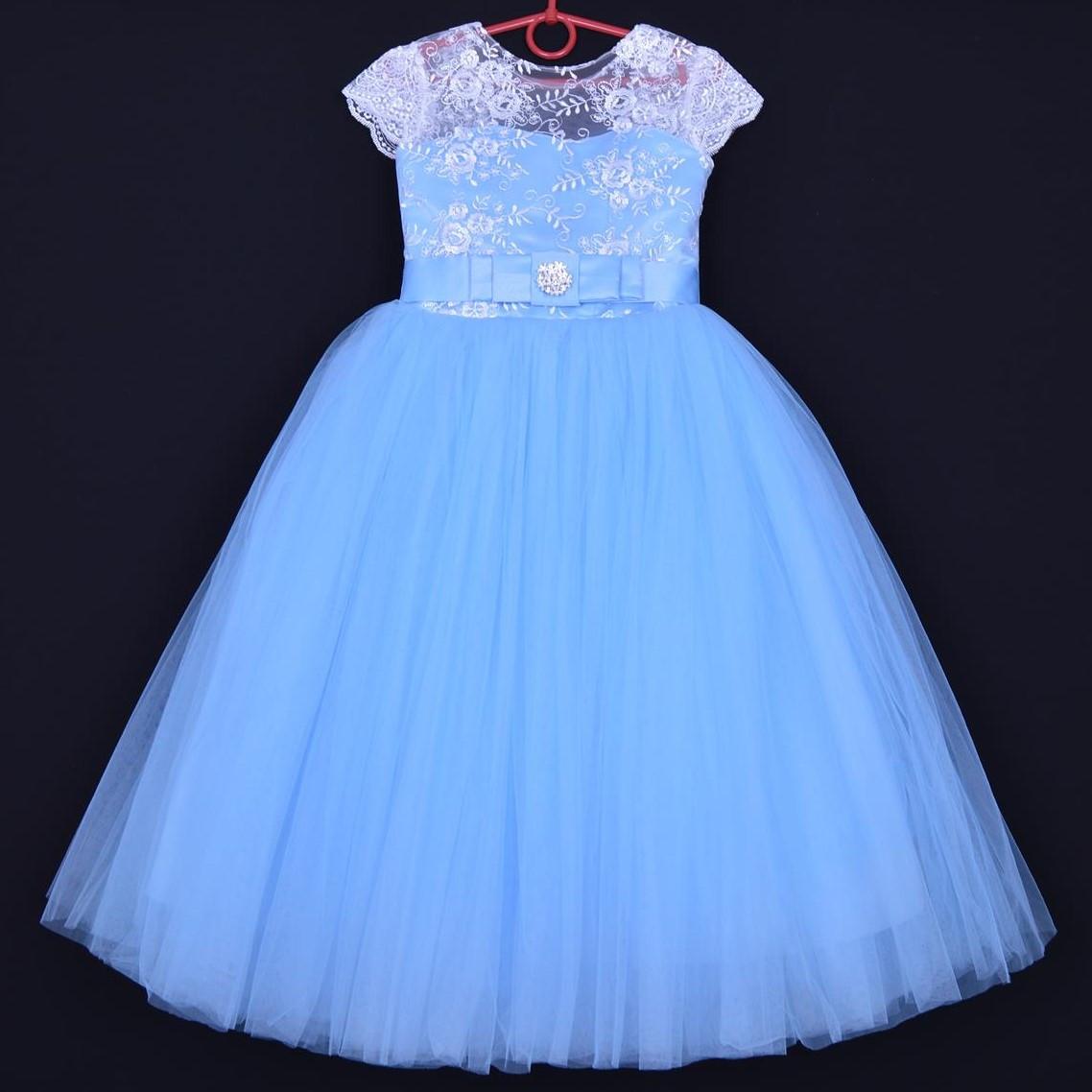 11ab8c74190e4aa Нарядное детское платье