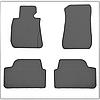 Ковры салона BMW 1 (E81, E82, E87) 2004- (4 шт) обновлен