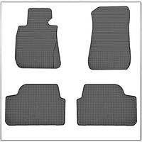 Ковры салона BMW 1 (E81, E82, E87) 2004- (4 шт) обновлен, фото 1