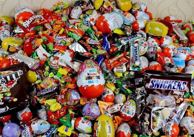 Різні солодощі