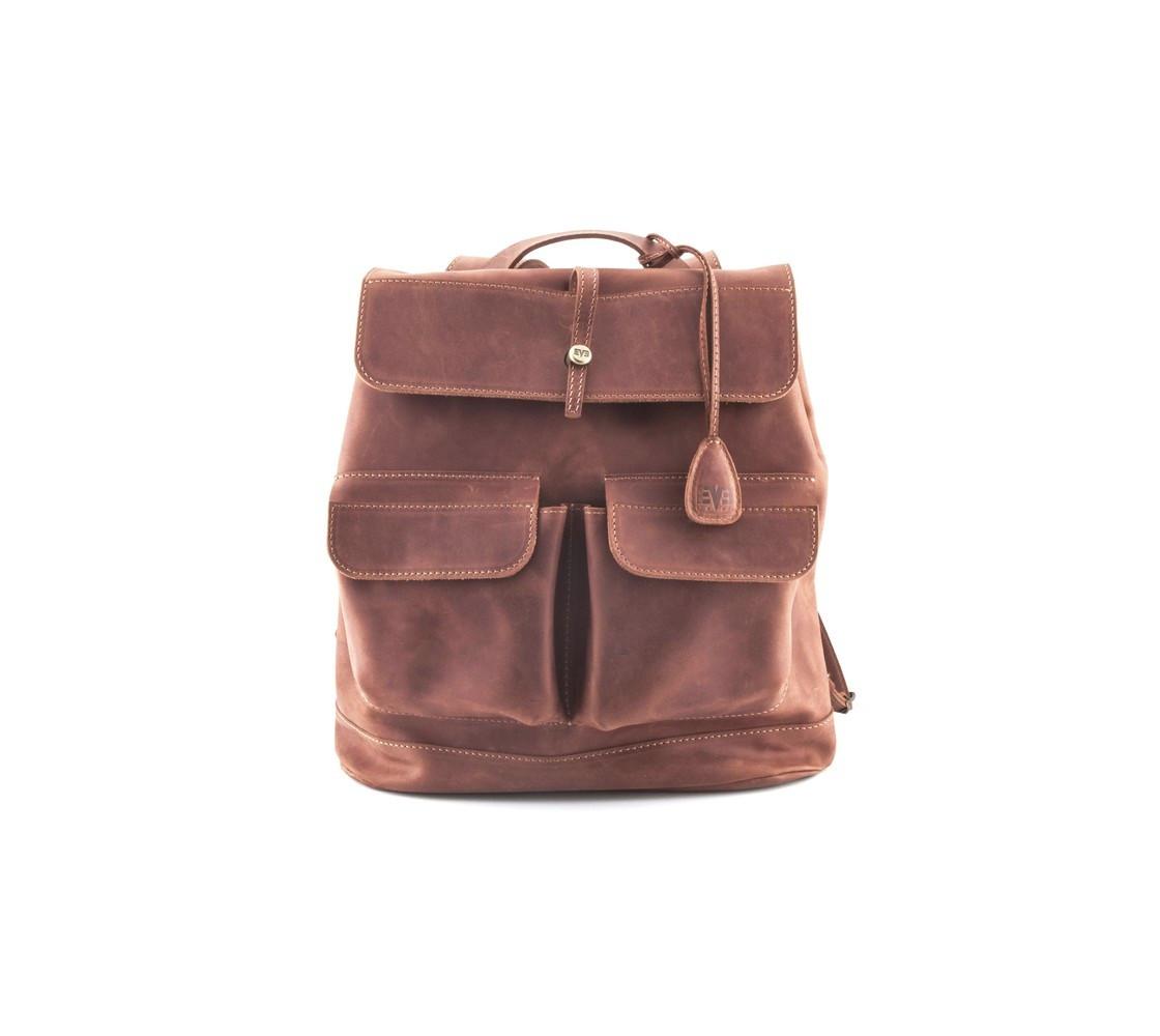 Рюкзак из кожи Боббер