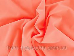 Бифлекс матовый CHRISANNE (Англия) лососево-персиковый (sunglow)