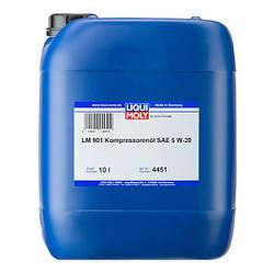 Компрессорное масло Liqui Moly LM 901 Kompressorenoil 5W-20 10L