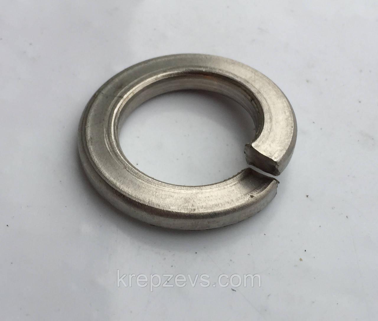 Шайба пружинная Ф14 ГОСТ 6402-70 из стали А4