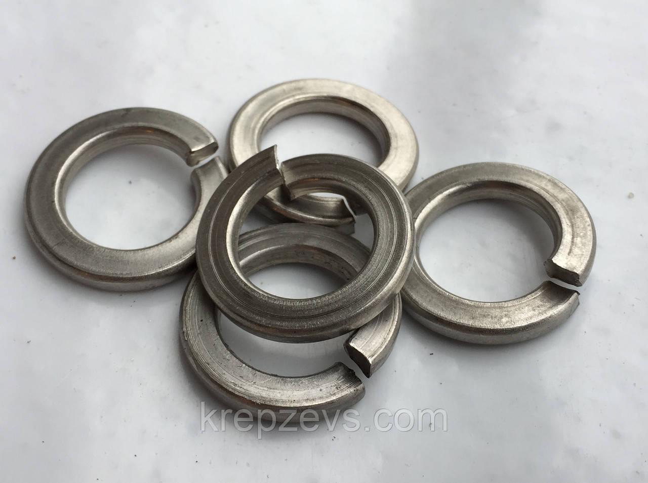 Шайба пружинная Ф14 ГОСТ 6402-70 из стали А2
