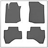 Ковры салона Citroen C1 2005- (2 шт)