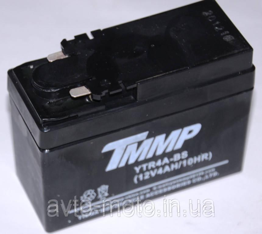 Аккумулятор 12V4a.h HONDA DIO   ТММР
