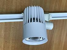 Светодиодный трековый светильник SL-4003 20W 4000К белый Код.58436, фото 3