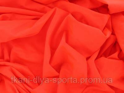 Бифлекс матовый CHRISANNE (Англия) красно-оранжевый (tango flare)