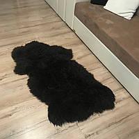 Овечья шкура черная ОШ4, фото 1