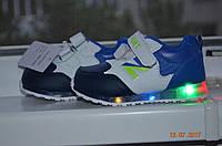 Кроссовки Nike с подсветкой