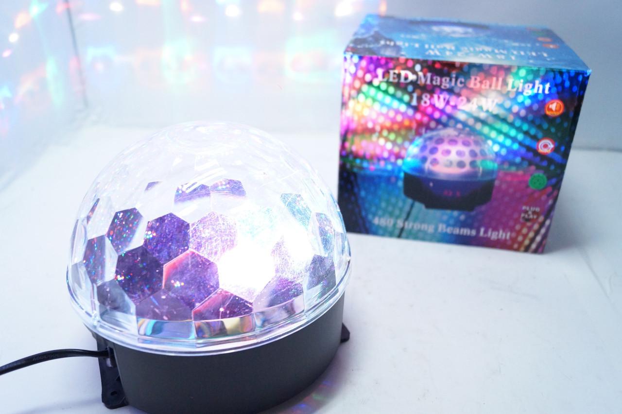 Светодиодная установка  Magic Ball