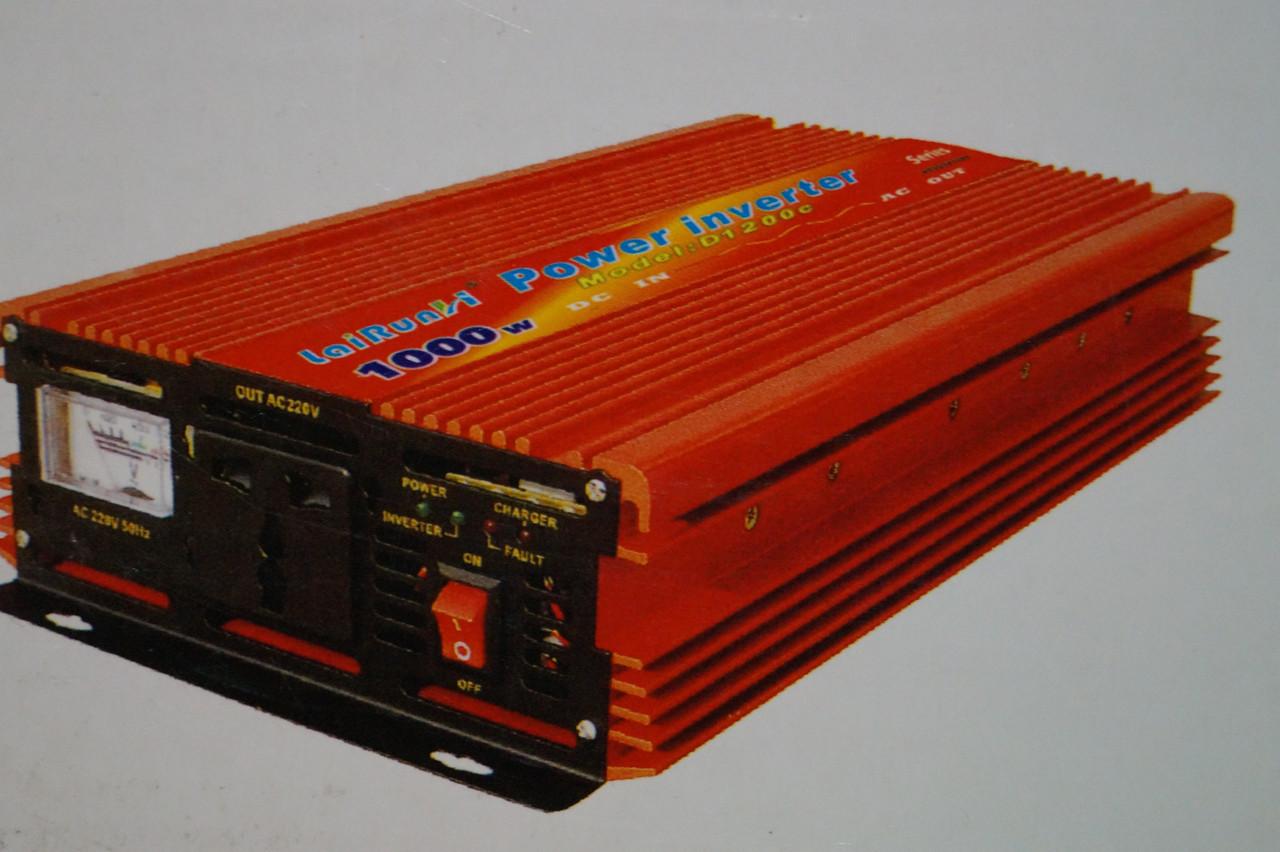 Инвертор напряжения 2500w R, преобразователь 12/220 2500w