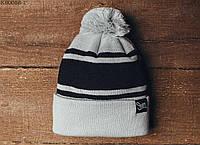 Зимняя шапка Staff с помпоном KS0058-1