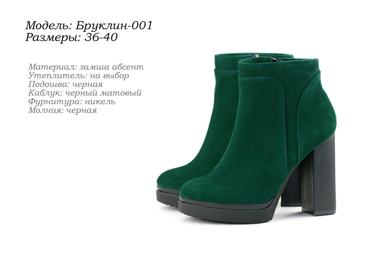 66260f26 Стильная женская замшевая обувь: продажа, цена в Днепре. ботильоны ...