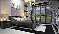 Буковая кровать Атлант 3 классик