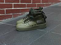 Зимние кроссовки Nike Special Field Air Force 1 Khaki