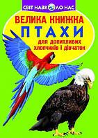 Велика книжка. Птахи.