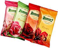 Влажные салфетки BRAVO+ (15шт) , фото 1