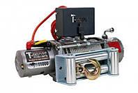 Лебедка электрическая автомобильная T-MAX EW-11000 IMPROVED 24V