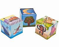 Игрушка-кубик с колокольчиком Canpol