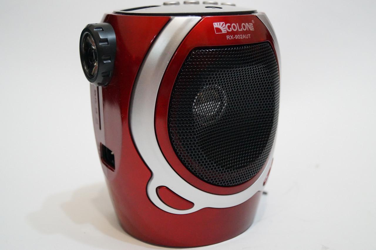 Радиоприемник Golon RX-902AUT