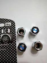Металлические колпачки на ниппеля BMW